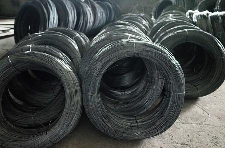 Ấn Độ tăng thuế nhập khẩu dây thép đen