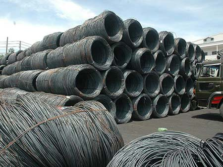 Thép cuộn Việt Nam tiếp tục lên giá